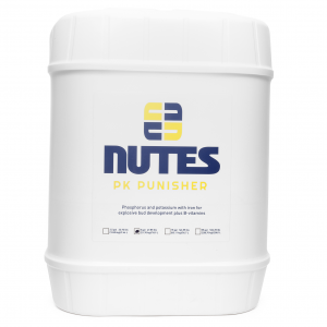 Nutes Nutrients PK Punisher
