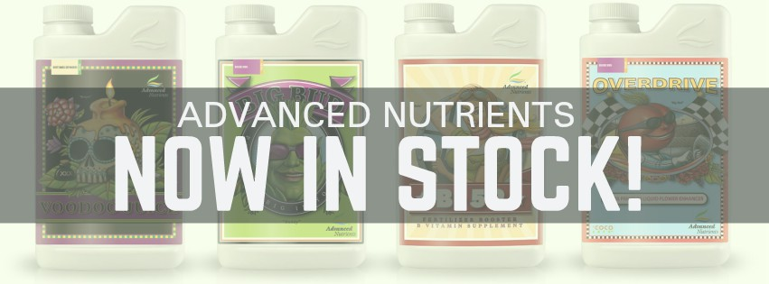 Now in Stock – Advanced Nutrients in Eugene!